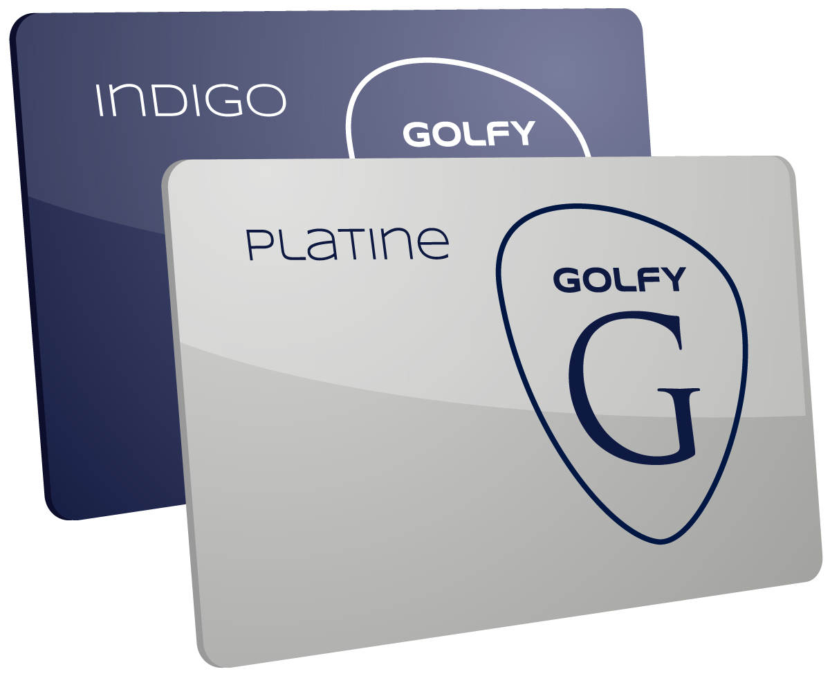 discover the Golfy cards